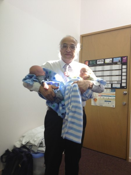 Dr Youssif Babies TWINS Z 51
