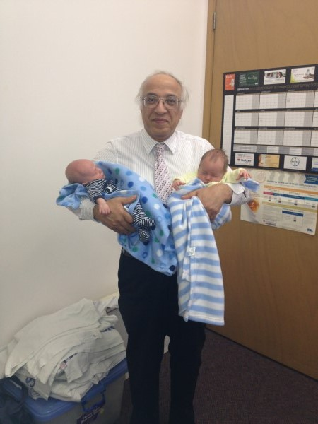 Dr Youssif Babies TWINS Z 52