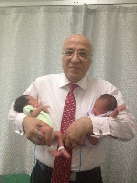 Dr Youssif Babies TWINS Z 74