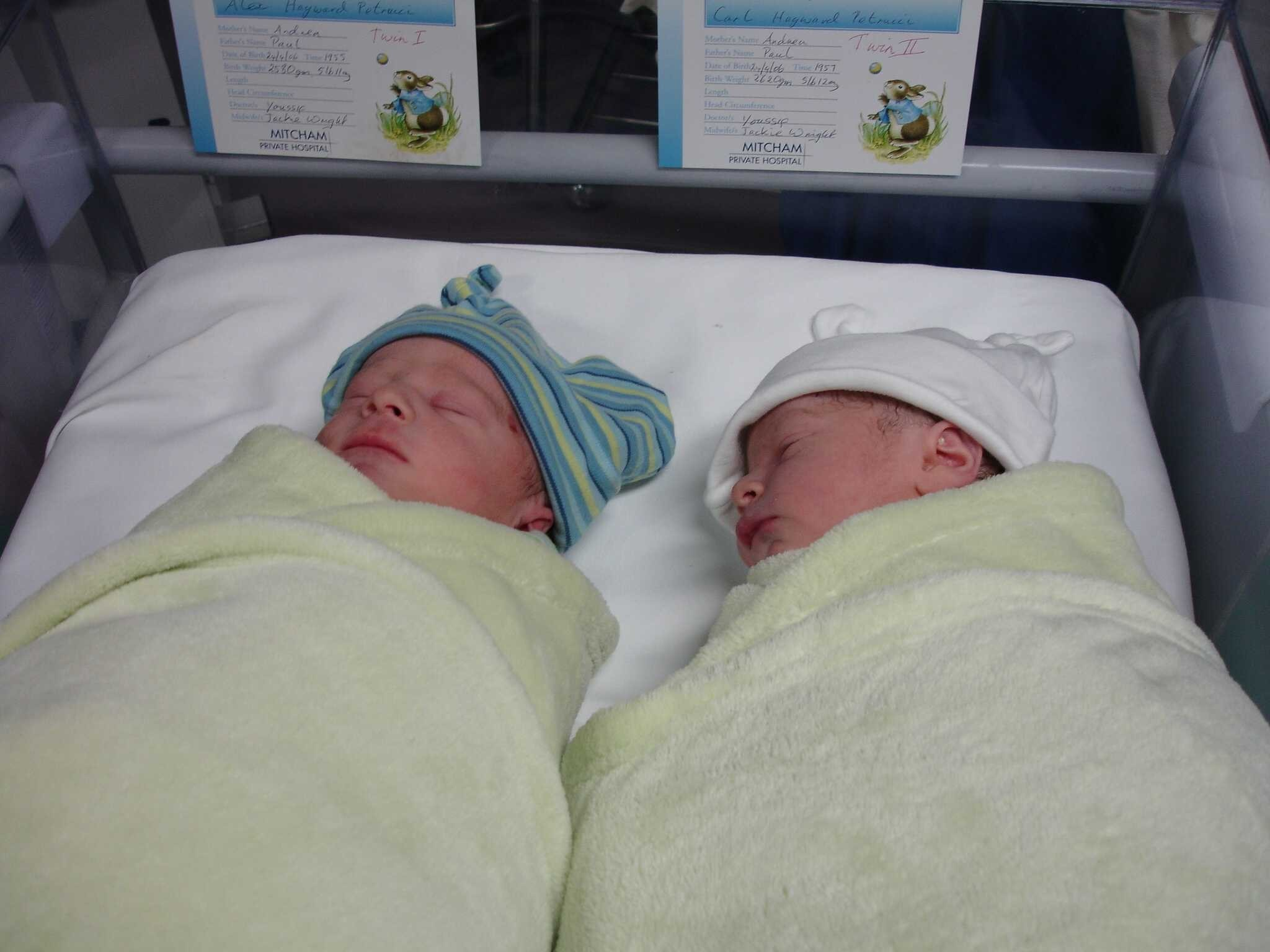 Dr Youssif Serag Twins 8